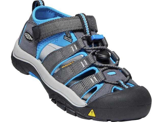 Keen Newport H2 Sandals Youth magnet/brilliant blue